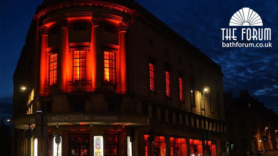 Bath Forum - Light it in Red