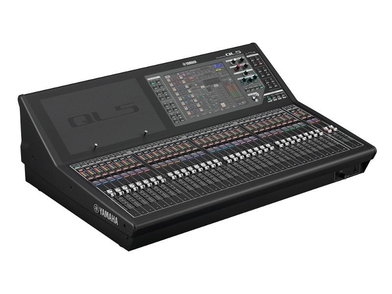 Mixer Yamaha Ql5 : yamaha ql5 digital mixer enlightened ~ Russianpoet.info Haus und Dekorationen