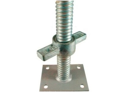 Adjustable Leg Screw Jack 650mm 40mm 500mm Enlightened