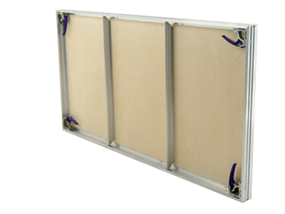 1m x 2m topdeck staging module enlightened for Fenetre 2m x 1m